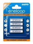 Sanyo Eneloop Rechargeable AAA NiMH Battery