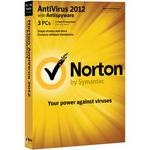 Symantec Norton Anti-Virus 2012 3 Users