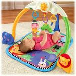 Fisher-Price Musical Tracking Lights Gym