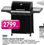 Cadac Stratos 3 Burner Gas Braai Each