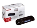 Canon EP-27 Black Toner Cartridge
