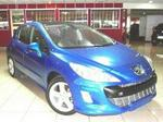 Peugeot 2008 308 1.6 Xt Manual Blue 112000km