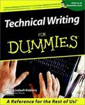 Technical Writing for Dummies - Paperback