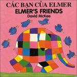 Milet Publishing Elmer's Friends (English-Vietnamese) (Elmer series)