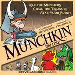 Steve Jackson Games Munchkin Deluxe