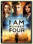 I Am Number Four DVD