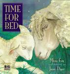 Harcourt Big Books Time for Bed (Big Book Edition)