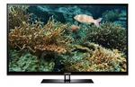 Samsung 60E550 3D 60 Plasma Display with tuner , charcoal black with...
