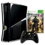 Microsoft Xbox 360 250gb Console With Gears Of War 3