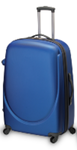 3 Piece PC Luggage Set Large - Blue