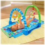 Fisher Price Kick n Crawl Gym