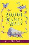 Harper Paperbacks 20,001 Names for Baby