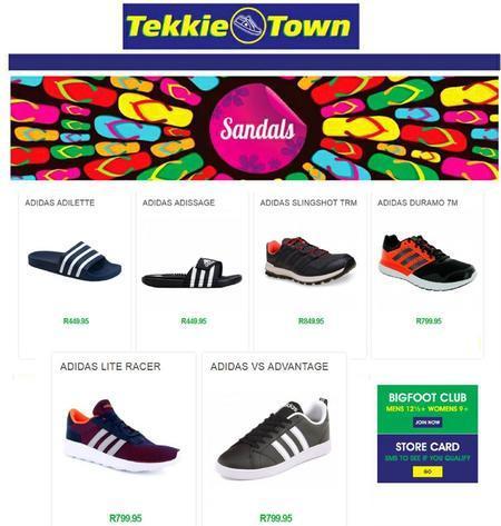 Find Tekkie Town Deals Online   Compare