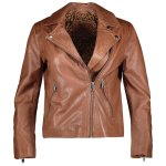 Women's Orlean Leather Jacket