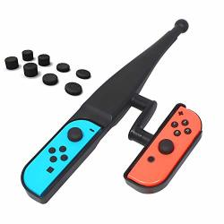 Awaqi Fishing Rod For Nintendo Switch- Fishing Game Accessories Compatible With Legendary Fishing Switch Joy-con Accessories Fishing Game Kit For Switch Controller Bass Pro Shops