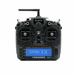 FrSky Taranis X9D Plus Se 2019 Transmitters 24 Channels With Para Wireless Trainer Function Carbon Fiber
