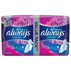 ALWAYS PLAT Duo Extra Long 12 Pack