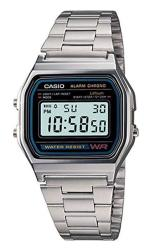 Casio A168W-1 Casio Illuminator Watch