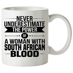 Never Underestimate An Old Man With A Motorcycle Funny DT Black Coffee 11 Oz Mug