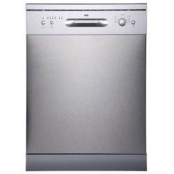 AEG Dishwasher 12 Place Setting Silver - FFB6220CZS