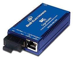 B&b Electronics 856-10747 Imc Giga-minimc - Media Converter - RJ-45 Sfp Mini-gbic
