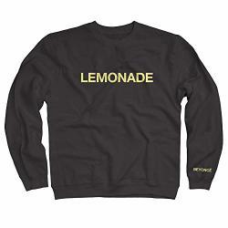 Lemonade Crewneck Small Black