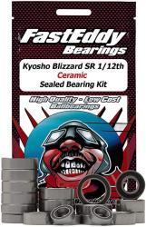 USA Kyosho Blizzard Sr 1 12TH Ceramic Sealed Bearing Kit
