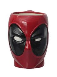 MARVEL Deadpool 3D Ceramic Mug
