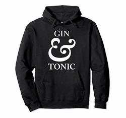 Gin And Tonic Design Pullover Hoodie