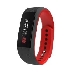 W808S Touch Screen Bluetooth Smart Bracelet Support Heart Rate Monitor Pedometer Calls Remind Sleep Monitor Message Remind Sedentary Remind