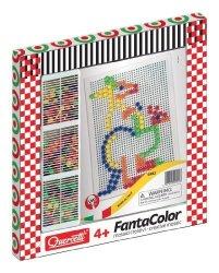Quercetti 0582 - Picture Frame 150P.D10 Creative Mosaic 150 X 10MM Pins