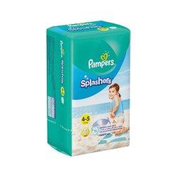 Pampers Splashers Swim Pants Size 4- 11'S Pack