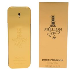 Paco Rabanne 1 Million 100ml Eau De Toilette for Him