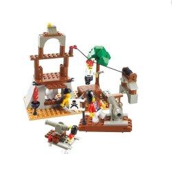Sluban Pirate - Territory Guarding