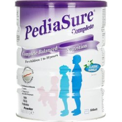 Pediasure Complete Balanced Nutrition Vanilla 850g