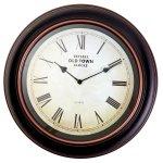 Century Anna Clock Mahogany 46CM