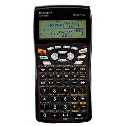 Sharp Scientific Writeview Calculator El535ht