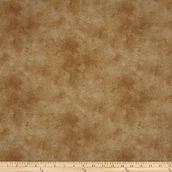 P & B Textiles Lt. Brown Suede Fabric By The Yard