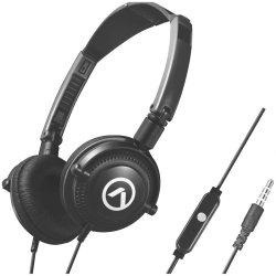 Amplify Symphony On-ear Headphone Black AM2005
