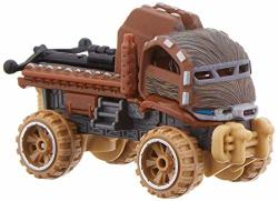 Hot Wheels Star Wars Chewbacca Vehicle