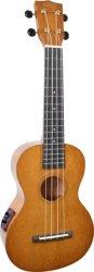 Mahalo MH2VTVNA Concert Acoustic Electric Ukulele Natural