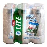 Castle Lite - 6X500ML Can