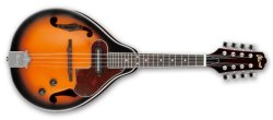Ibanez M510E-BS A-style Acoustic Electric Mandolin Brown Sunburst