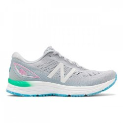 New Balance Ladies W880PP9 Running Shoes 6 Grey blue