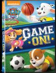 Paw Patrol - Game On Dvd