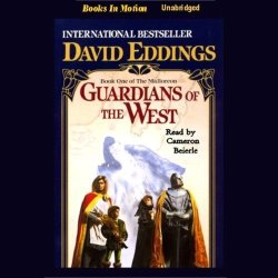 Books In Motion Guardians Of The West: The Malloreon Book 1