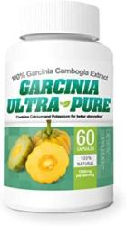 Ultra Pure Garcinia Cambogia Weight Loss - 5 Pack