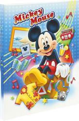 Disney Mickey Mouse Fueruarubamu Digio A4 Size Formula Purakoto Screw Mount Blue Japan Import