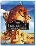 The Lion King 2: Simba's Pride Blu-ray