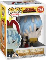 Pop Animation: My Hero Academia - Tomura Shigaraki Vinyl Figure